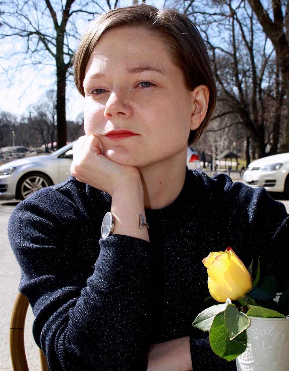 Johanna Frid