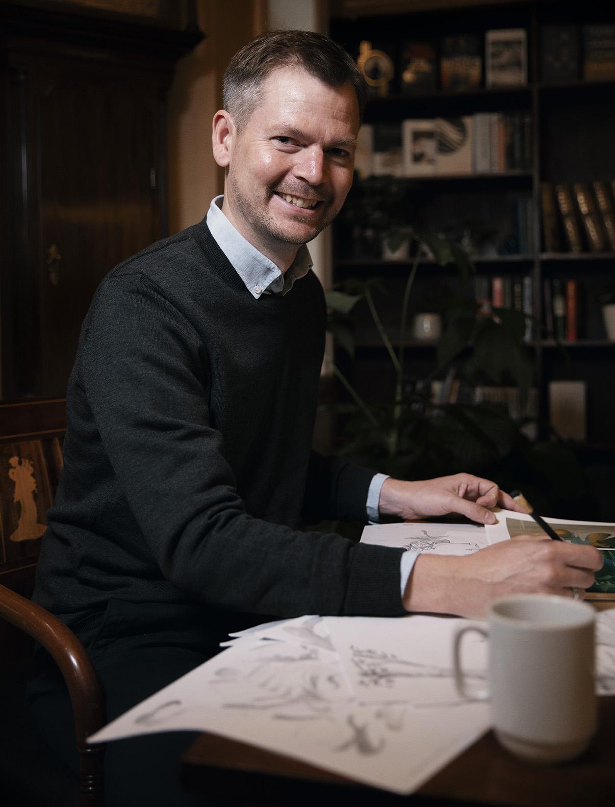 Hans Jørgen Sandnes