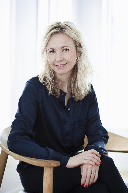 Line Marie Warholm