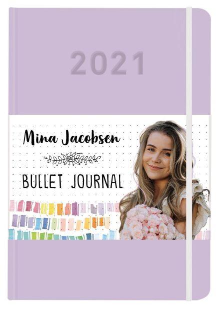 Mina Jacobsen. Bullet journal 2021